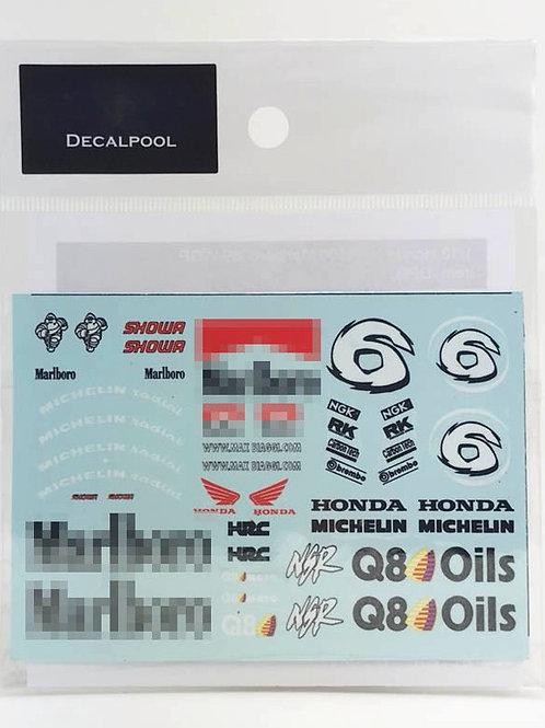 1/12 Honda NSR500 Marlboro WGP '98