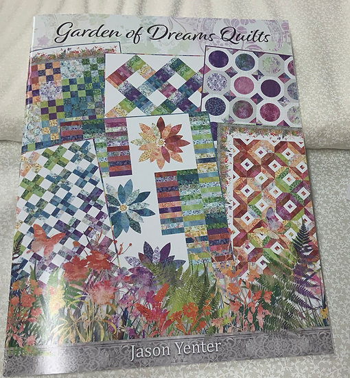 Garden of Dreams Quilts
