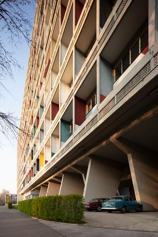 Corbusierhouse (Unité d'Habitation)