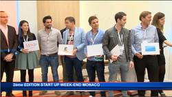 STARTUP WEEK END DE MONACO 2015