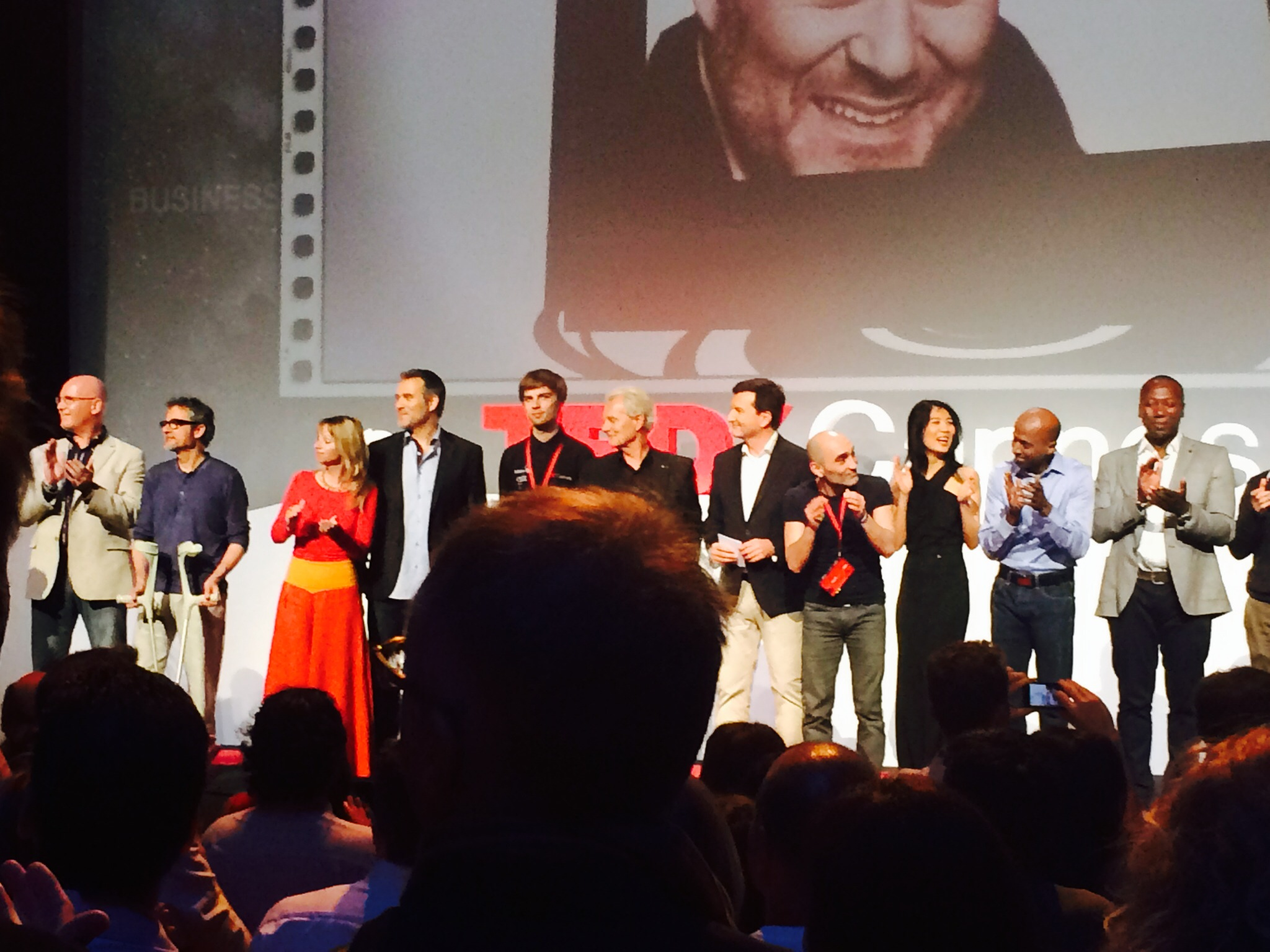 TEDX CANNES ON T'AIME