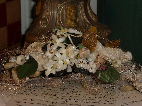 Bespoke bridal headdress