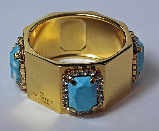 A Valentino Cuff Bracelet