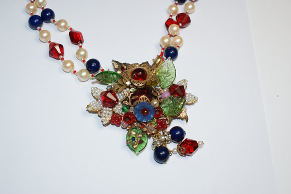 A Miriam Haskell Necklace