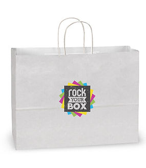 Custom Printed Full Color Bags