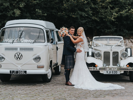 Cream Campervan & Beauford DEAL!