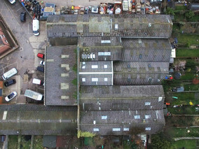 10 key reasons why roof inspection & survey work is often better by drone