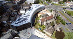 Aerial Architectural Photography