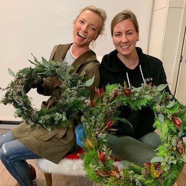 Wreath Weaving_Mazzolas_2019
