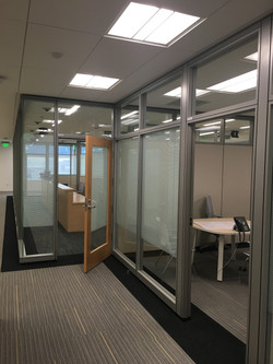 Security Access Office at San Francisco