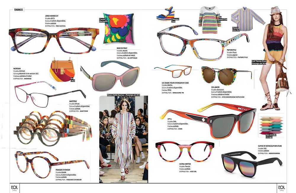 tendances lunettes clin d'oeil cluny