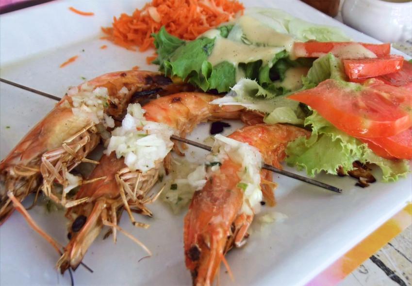 Brochette Restaurant Océane - Sainte-Luce - Martinique