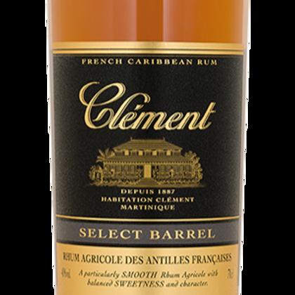 CLÉMENT | SELECT BARREL