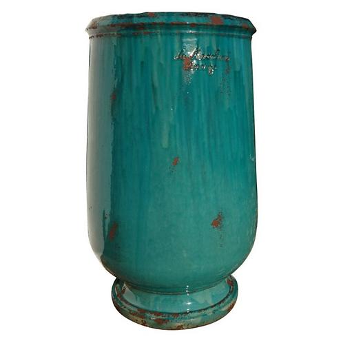 Patine turquoise