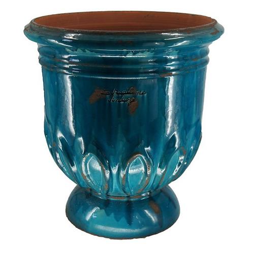 Tulipe patine turquoise