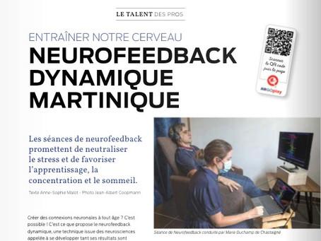 Neurofeedback Dynamique Martinique, l'allié de votre cerveau