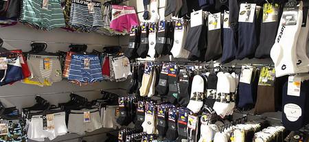 Chaussettes - sous-vètements
