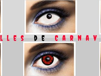 Arrivage des lentilles pour le carnaval