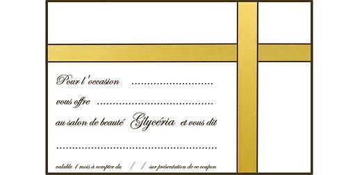 Bon Cadeau - Tempo (1h)