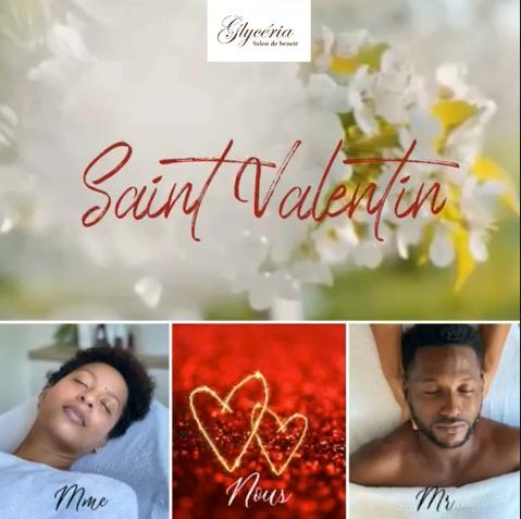 Offre Duo Saint Valentin - 1h de massage