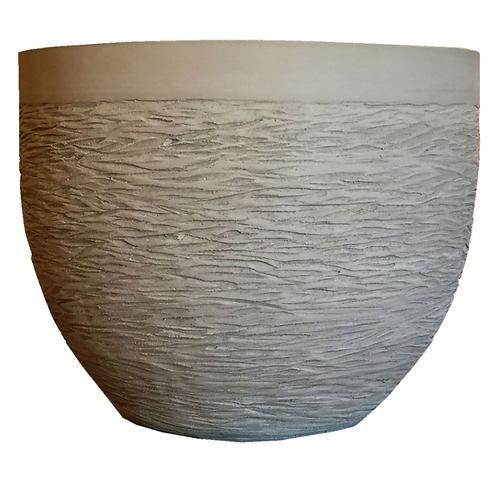 Lisa terre grise naturelle grattée