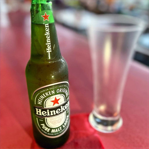 Bière Heineken | Cloud Bar Lounge | Martinique