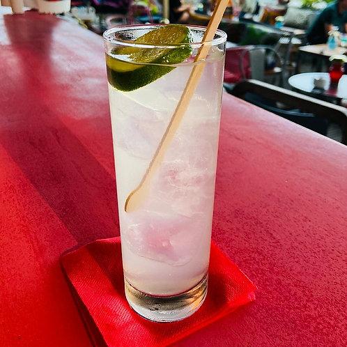 Le Cloud | Bar lounge Martinique | Citronnade faite maison