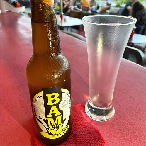 Bière Bam Martinique | Le Cloud Bar Lounge