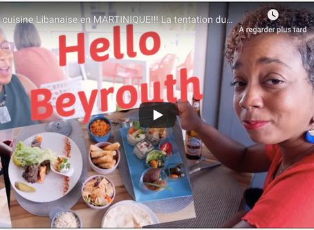 Tatie Maryse a testé le Hello-Beyrouth