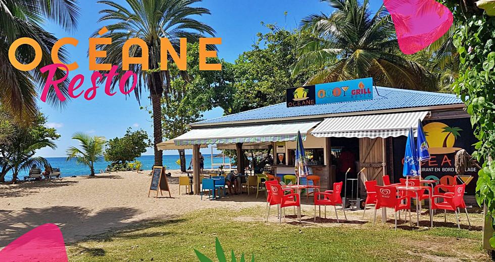 Restaurant Océane - Sainte-Luce - Martinique