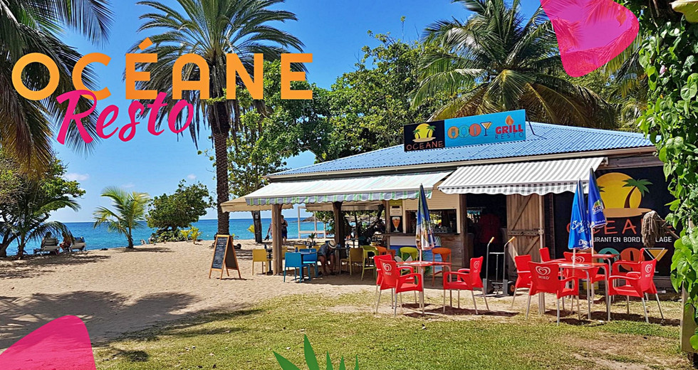 Restaurant Océane - Sainte-Luce - Martinique
