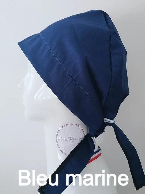 Calot couvrant unis tissu   Le Calot Français   France Occitanie