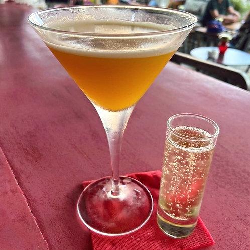Le Cloud | Bar lounge Martinique | Cocktail Pornstar Martini