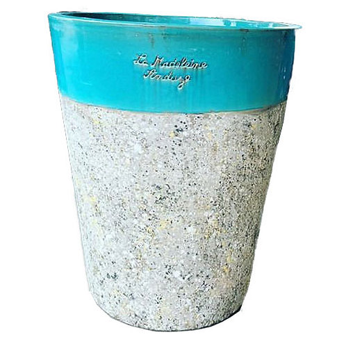 Patine provence col turquoise