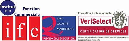 IFC Martinique logo