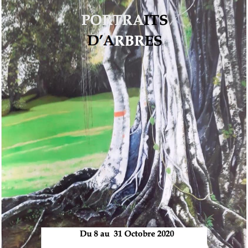 Portraits d'Arbres - Véronique ROBBAZ-TARRIEU