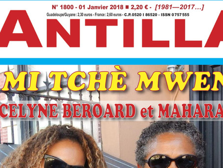 Antilla - janvier 2018