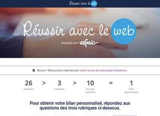 Avec l'AFNIC faites le point sur votre visibilité sur le web