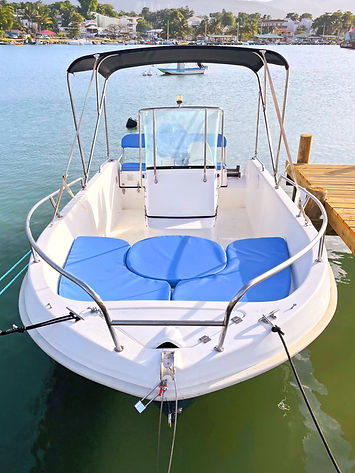 Mery Nautic 520 | Location bateau | Gwadaboat | Guadeloupe
