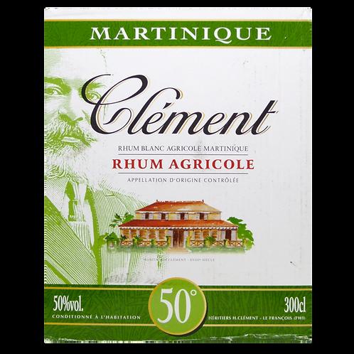 CLÉMENT RHUM AGRICOLE 50°