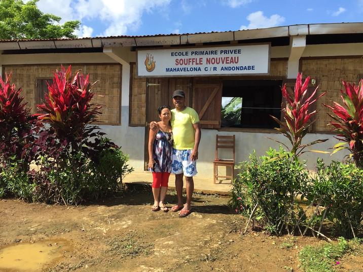 CJP madagascar - Claude et Julia PAYAN