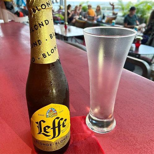 Bière Leffe | Le Cloud Bar Lounge | Martinique