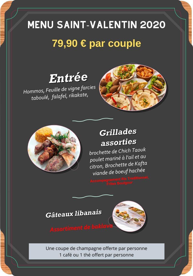 Hello Beyrouth restaurant martinique Gault et Millau