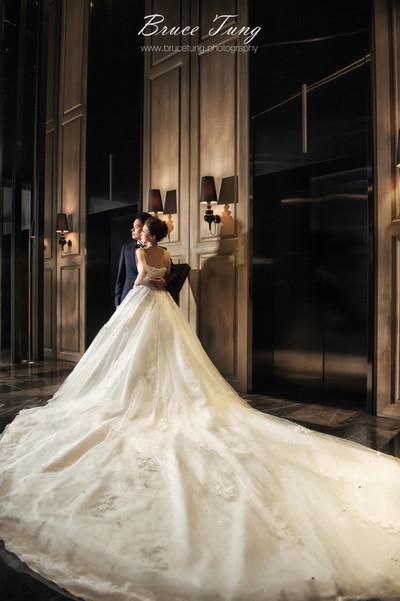 關於婚禮紀實中的「類婚紗」分享