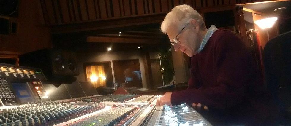 Steve Sykes Audio Engineer