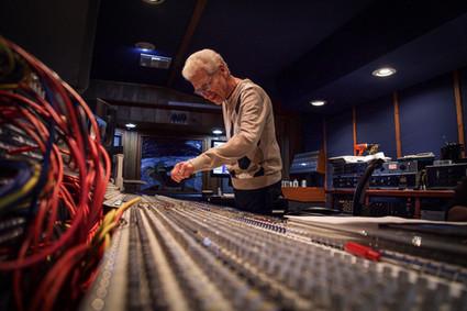 Recording at LAFX