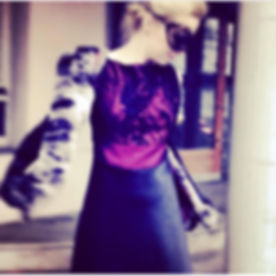 Irena Funduk Fashion - Moon