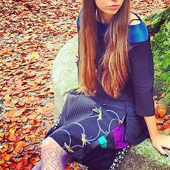 Irena Funduk Fashion - Feeling Blue