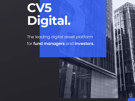 CV5 Digital - Crypto Hedge Fund Platform Solutions
