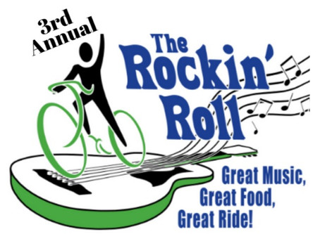 3rd Annual Rockin' Roll Bike & Music Festival